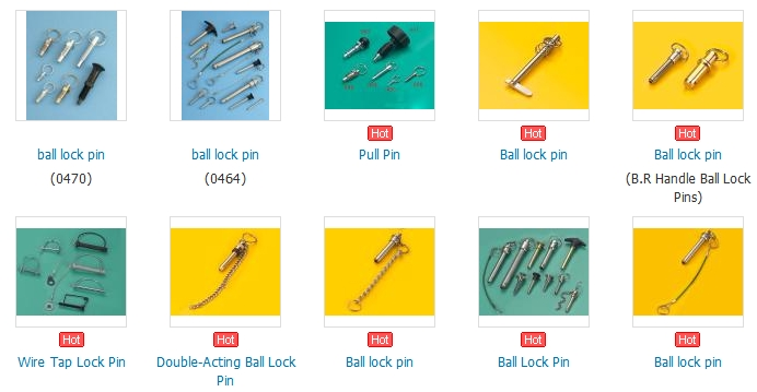 Threaded Detent Pin Special Screw Manufacturer